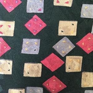 Geoffrey Beene Accessories - Geoffrey Beene silk tie